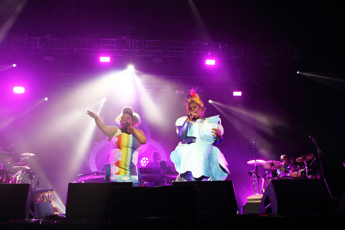"Basement Jaxx Air New Clip For Latest Single ""Rock This"