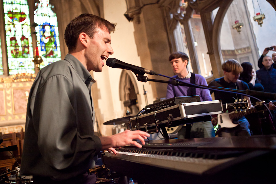 Dutch Uncles, St Michaels Church