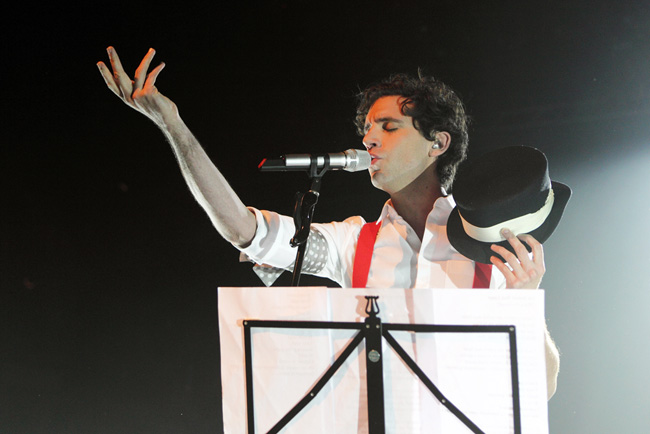 is bastille singer gay