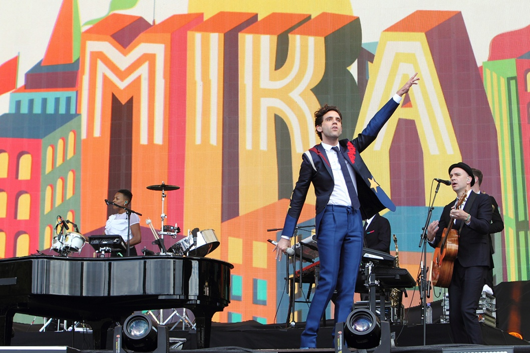 British Summer Time 2015: Kylie, Chic feat Nile Rodgers, Grace ...