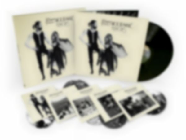 Fleetwood Mac's 'Rumours' reissue reaches #3 in UK Albums Chart