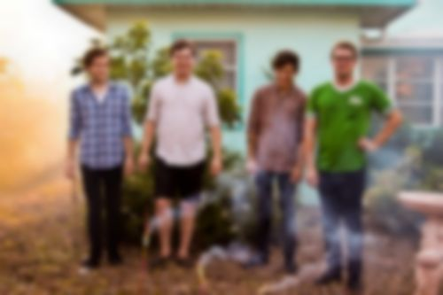 Surfer Blood stream second track from new album