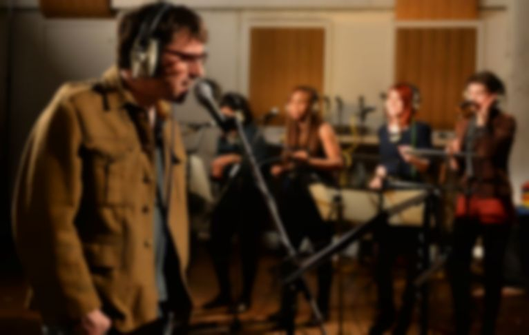 Graham Coxon and others recreate The Beatles' debut in 12 hours