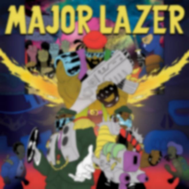 Major Lazer stream Vampire Weekend-featuring track