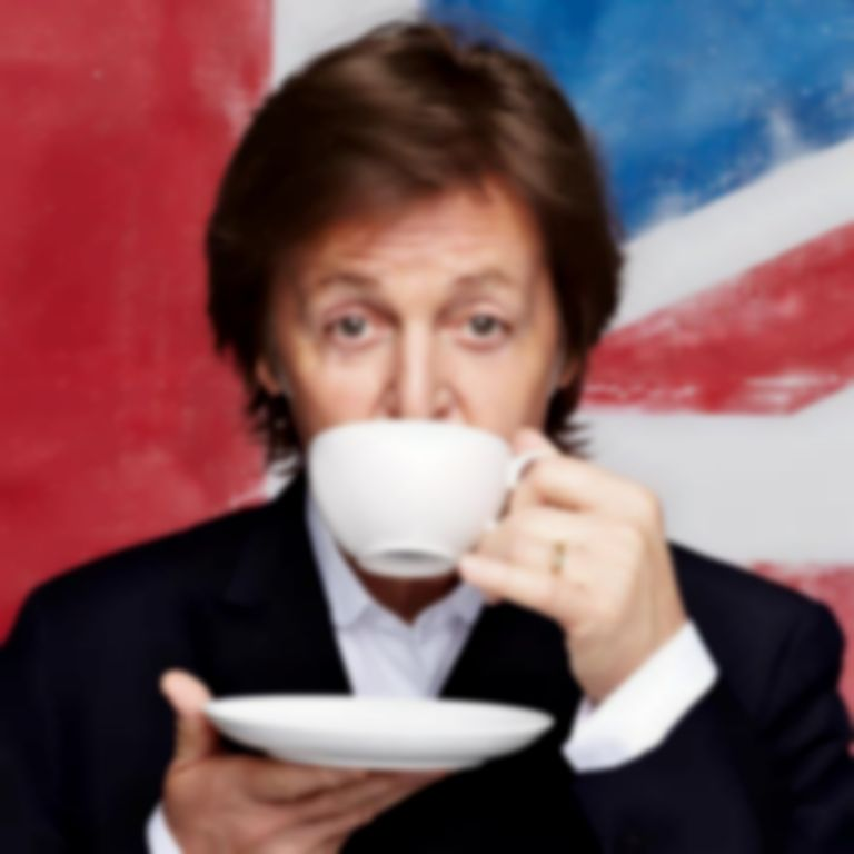 Paul McCartney working with Mark Ronson on new album
