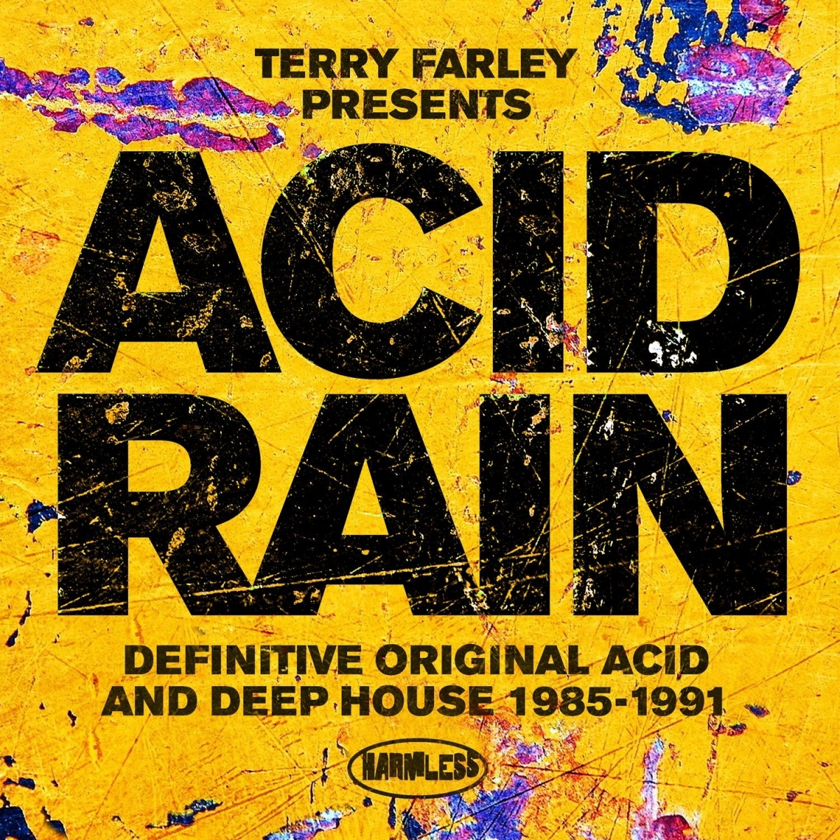 Album review terry farley presents acid rain for Best acid house albums