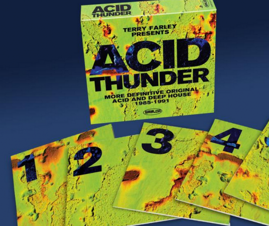 Acid 1 hit or 2 for Deep acid house