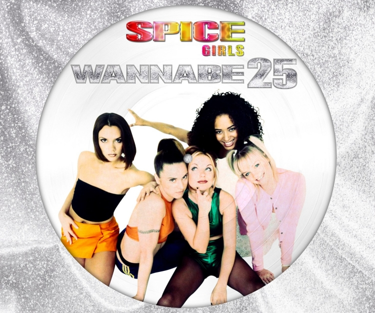 """Spice Girls announce limited edition EP with unreleased song for 25th  anniversary of """"Wannabe"""""""