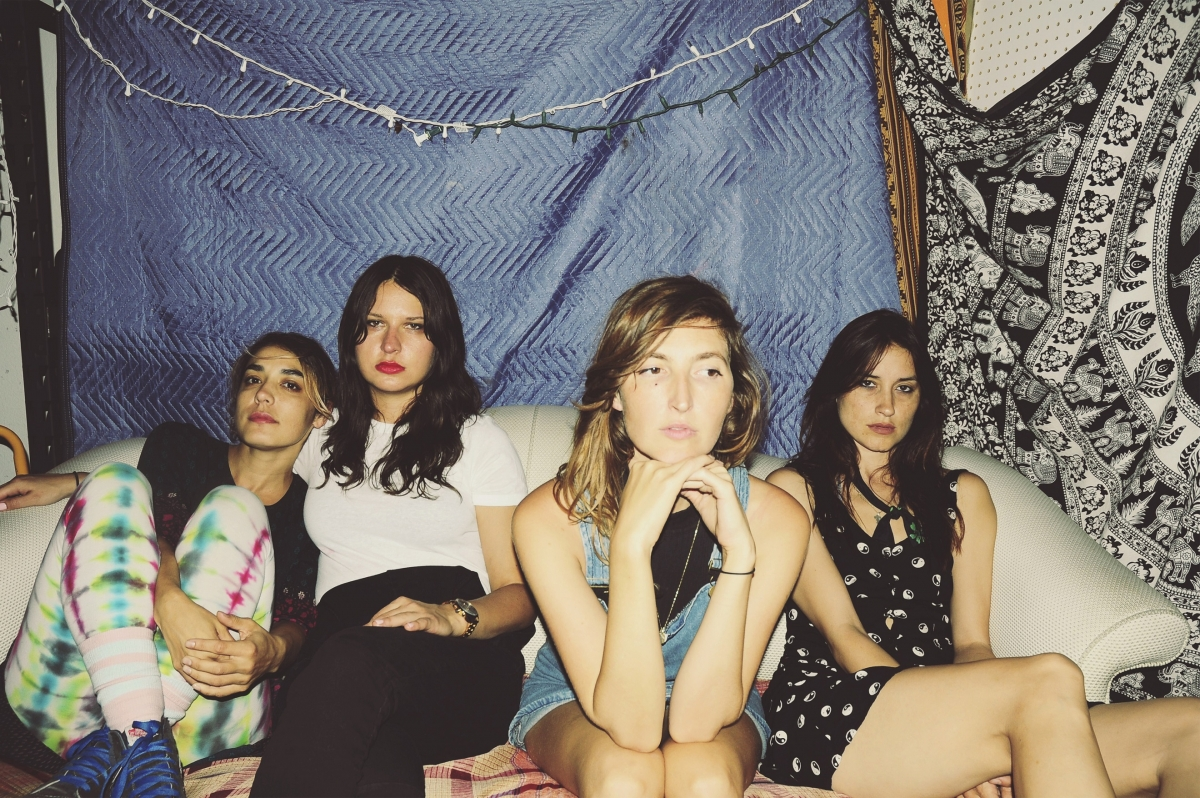 """Warpaint are back - hear """"New Song"""" now   The Line Of Best Fit"""