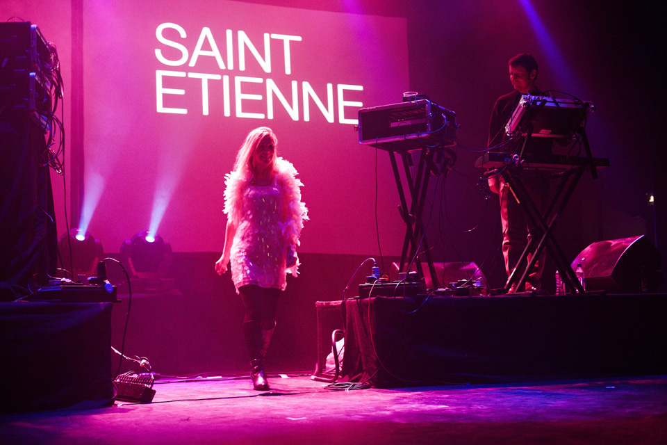 St Etienne W The Radio Dept Hmv Forum London 18 12 10
