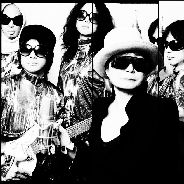 Yoko Ono/Plastic Ono B...