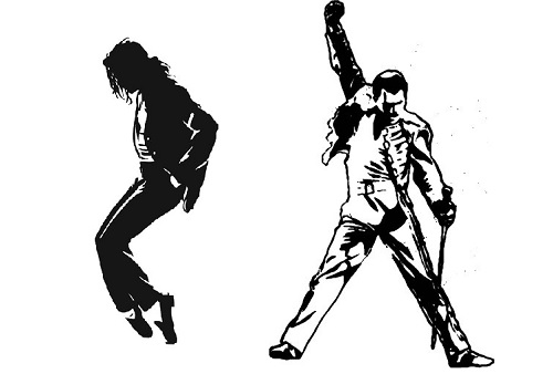 freddie mercury and michael jackson duets streaming online