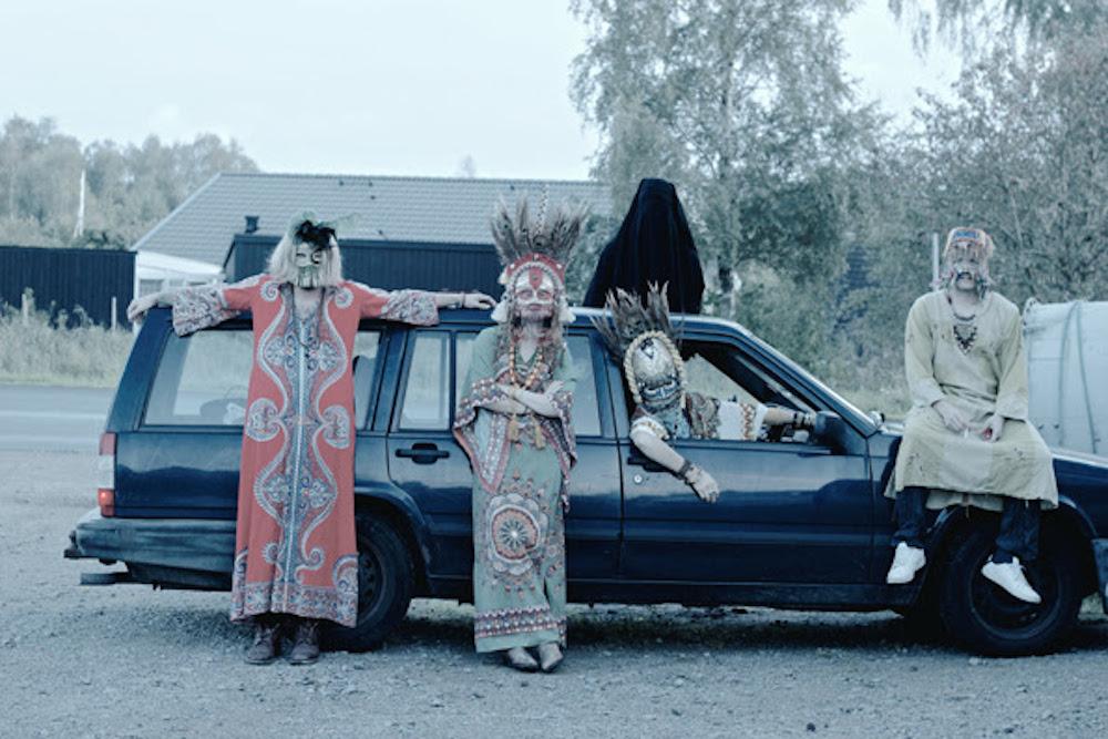 Gli svedesi Goat condividono il nuovo singolo