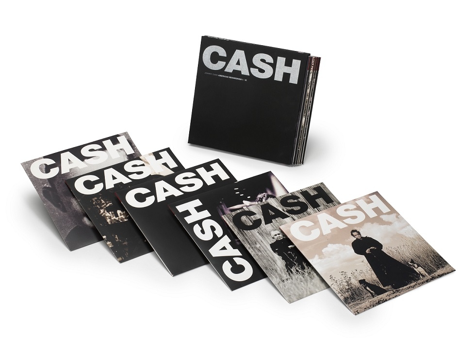 Johnny Cash American Recordings I Iv Johnny Cash's Am...