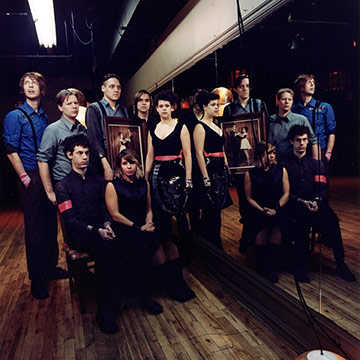 Arcade fire give physical release to miroir noir the for Arcade fire miroir noir dvd