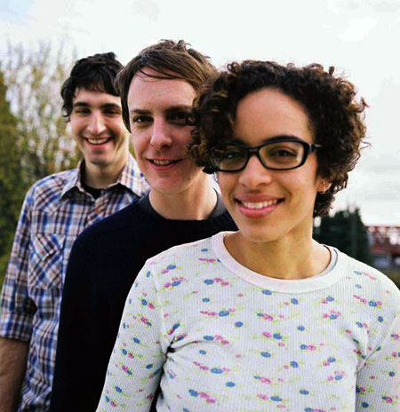 The Thermals grava para Saddle Creek Records em 2017