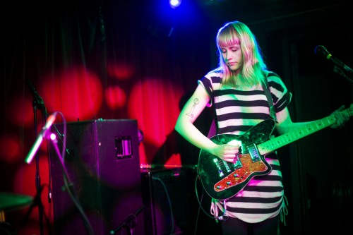 Wye Oak - The Water Rats, London | Photo by Anika Mottershaw