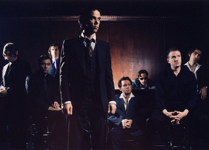 Nick Cave and The Bad Seeds Ring Of Wild Roses