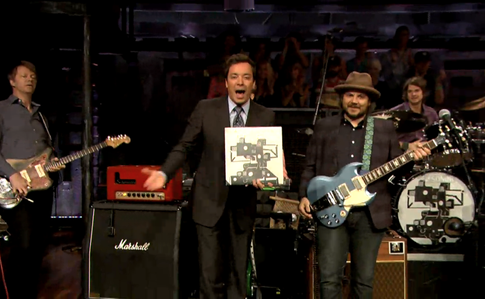 Watch Wilco Perform Live On Jimmy Fallon The Line Of