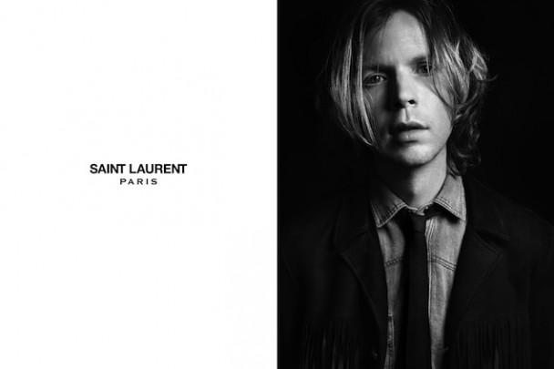 fde527ca6b1 Beck models for Yves Saint Laurent campaign