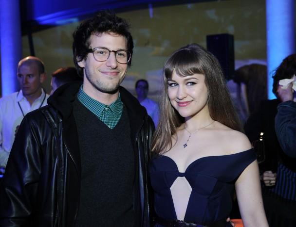 andy samberg dating 2010