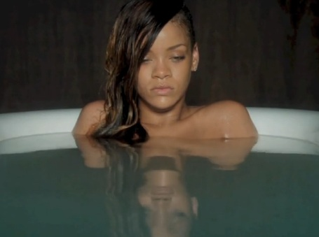 Watch Rihanna Be All Sad In A Bath In Her Video For 39 Stay