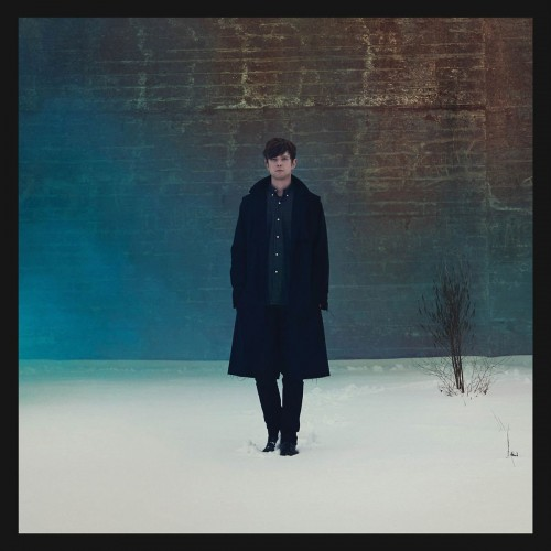 James Blake Overgrown Real cover