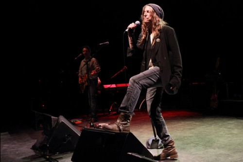 Patti Smith - Shepherds Bush Empire, London 18/06/2013 | Photo b