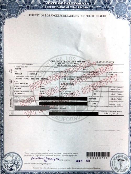 kim-kardashian-kanye-west-north-west-birth-certificate