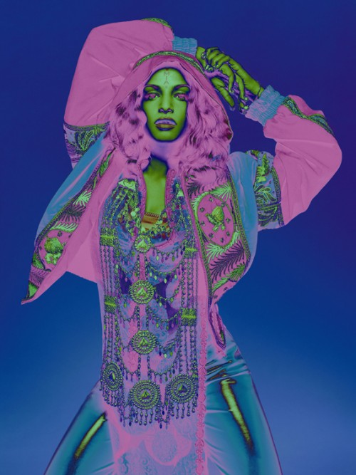 M I A Streams New Album Matangi In Full The Line Of