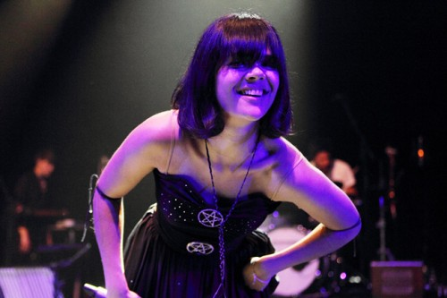 Bat for Lashes - Shepherds Bush Empire, London 13/08/2013 | Phot