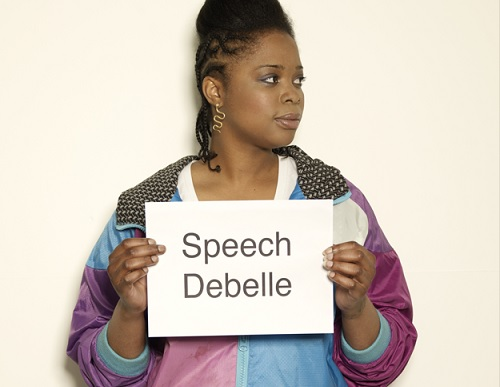 Home – Speech Debelle
