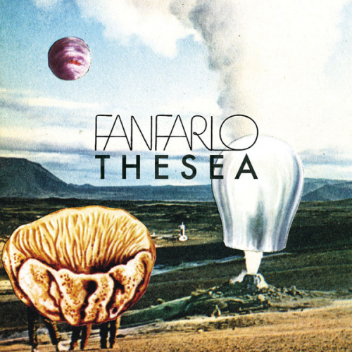Fanfarlo - The Sea EP