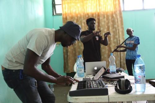Ghostpoet Lil Silva Cheick Diallo by Alioune Ba