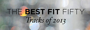 Best Fit Tracks of 2013