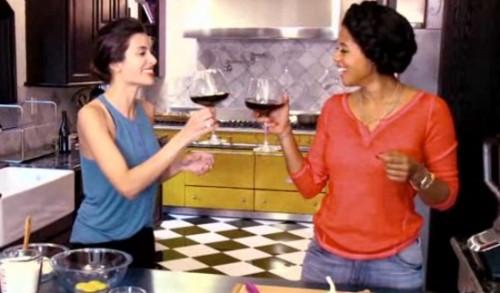 kelis lands cooking show saucy sweet