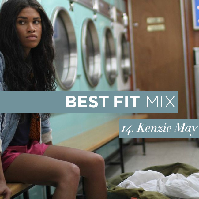 Best Fit Mix #14: Kenzie May | The Line Of Best Fit