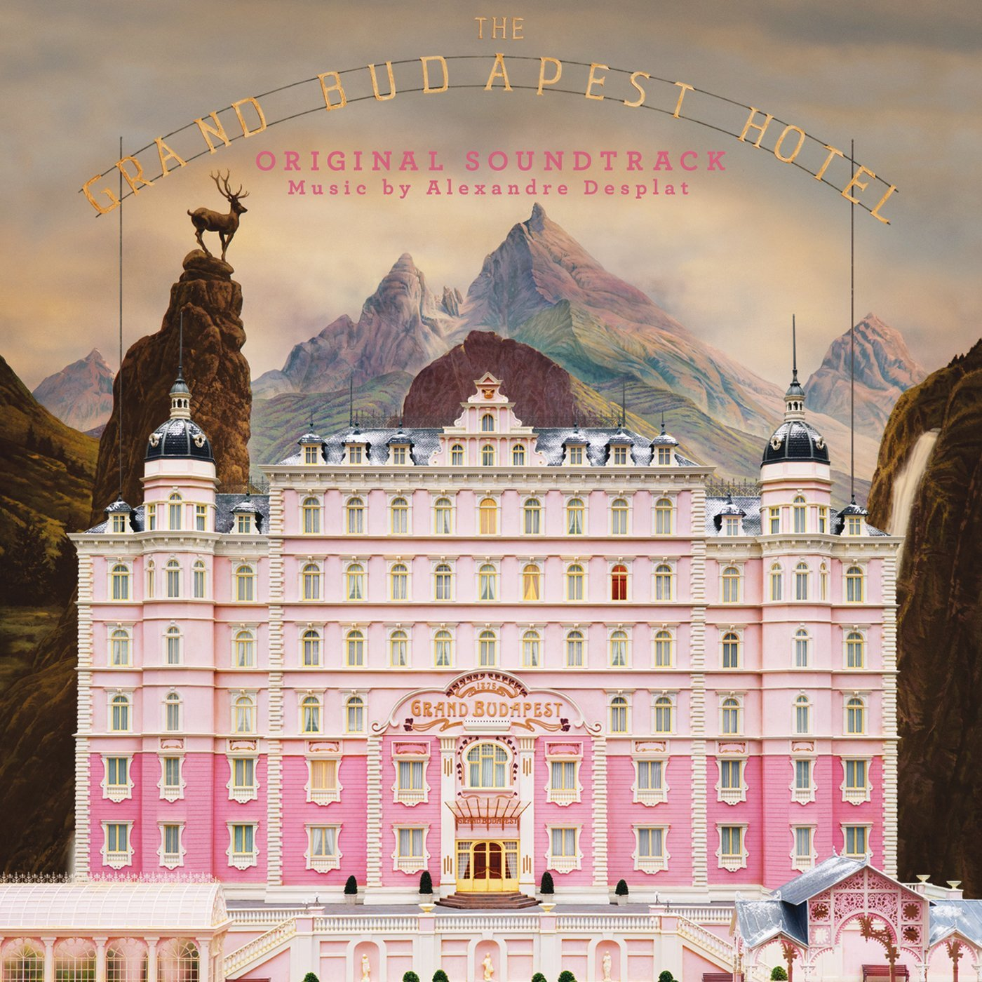 Grand Budapest Hotel Ost