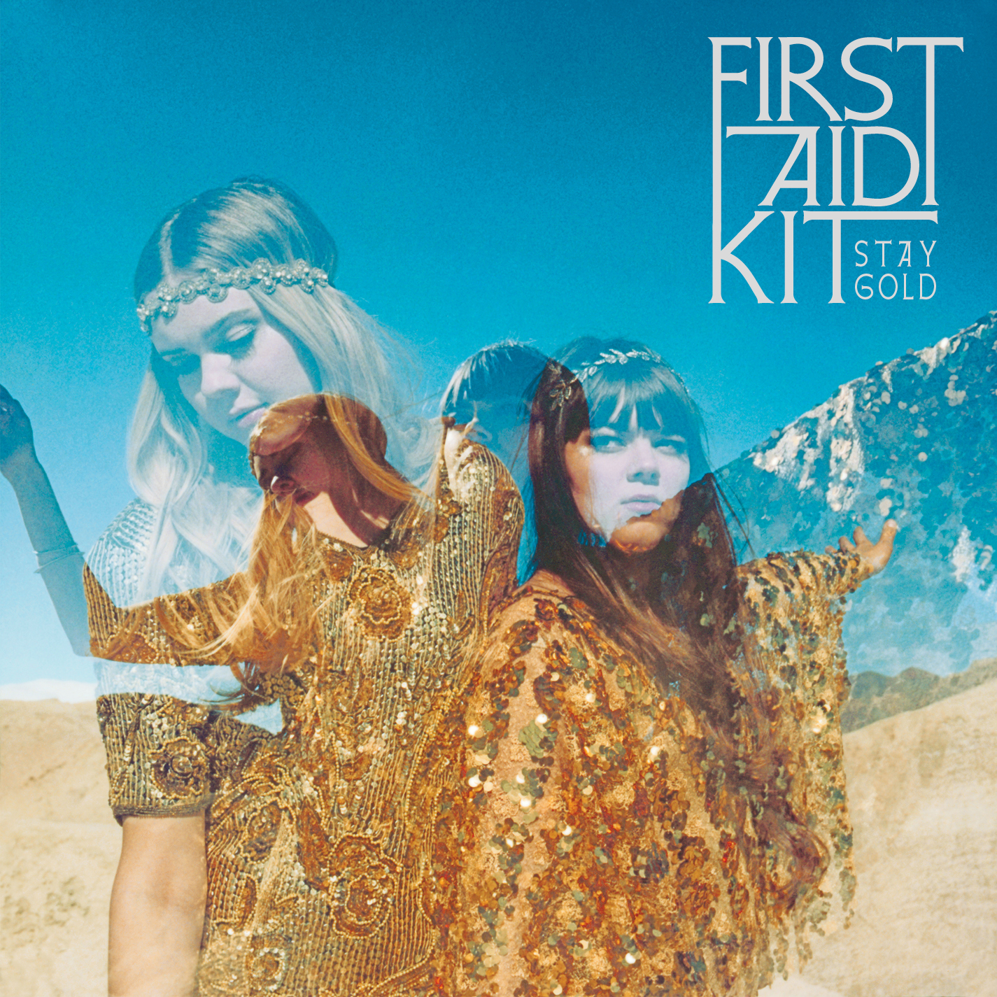 My Silver Lining, First Aid Kit