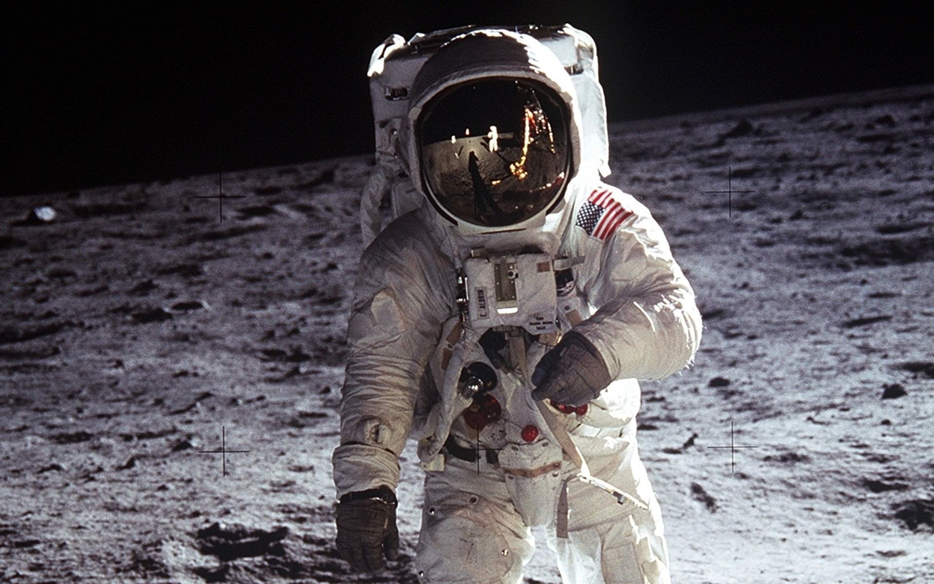 astronaut neil armstrong on uniform - photo #16