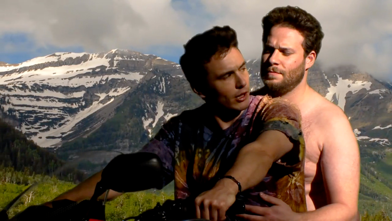 Seth Rogen and James Franco regail us with the tale of an ...