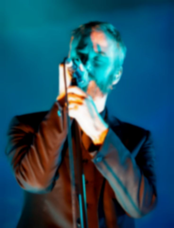 [Photos] The National – Brixton Academy, London 01/12/10