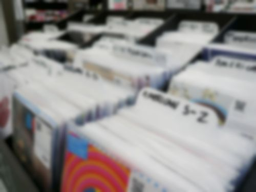 Vinyl sales reach highest point since 1997