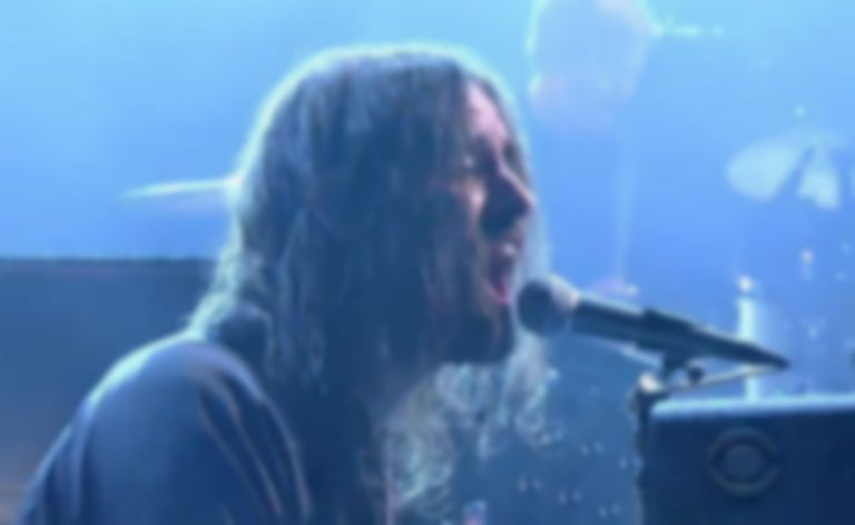 Watch: Miike Snow perform 'Paddling Out' on Letterman