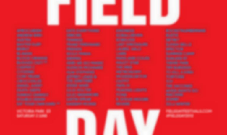 Field Day 2012 announce festival schedule and set times