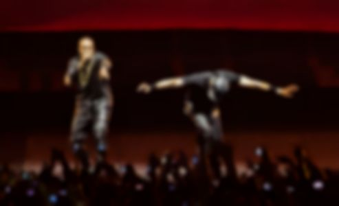 Watch The Throne: Jay-Z & Kanye West – The O2 Arena, London 21/05/12