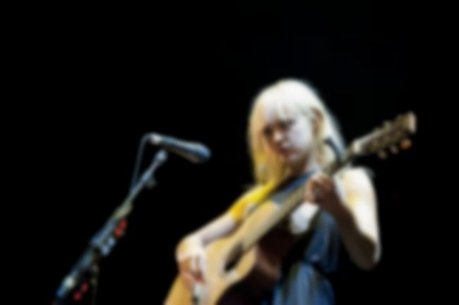 Watch Laura Marling perform 'Master Hunter' on Letterman