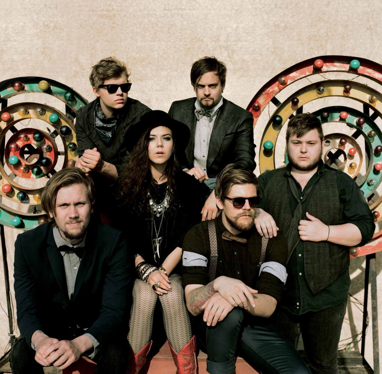 Listen Bombay Bicycle Club X Of Monsters And Men Little