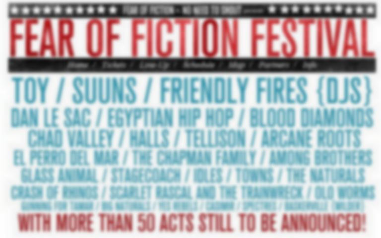Fear Of Fiction Festival announce first acts
