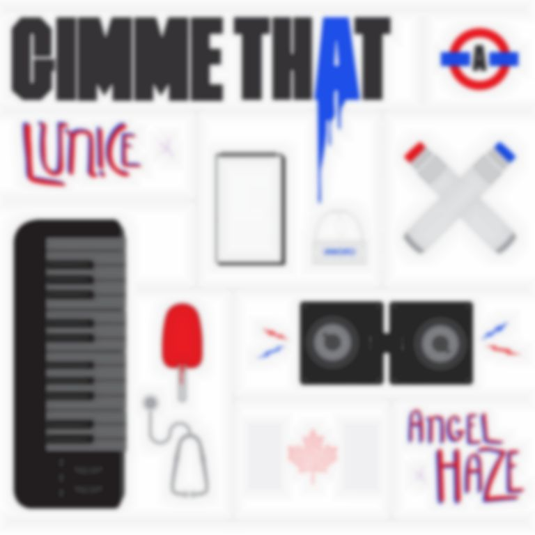 Watch: Angel Haze x Lunice – Gimme That (Yours Truly Session)
